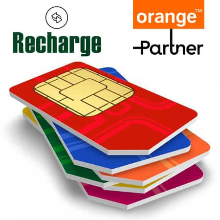 recharge Partner Orange
